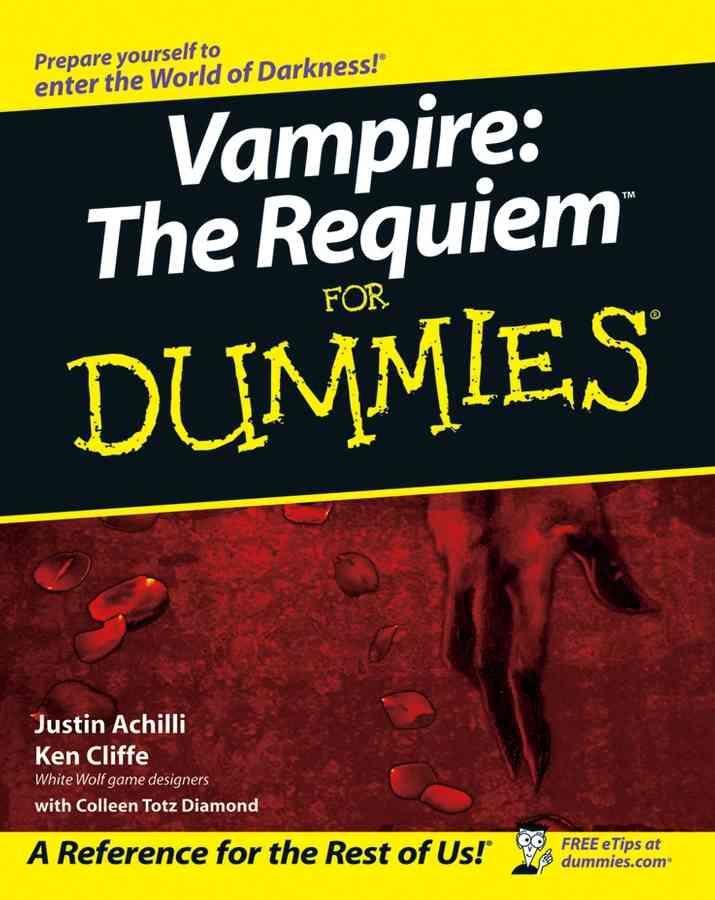 Vampire: the Requiem for Dummies (Paperback)