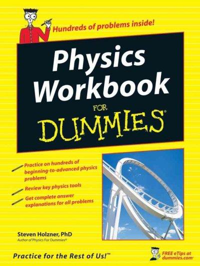 Physics Workbook for Dummies (Paperback)