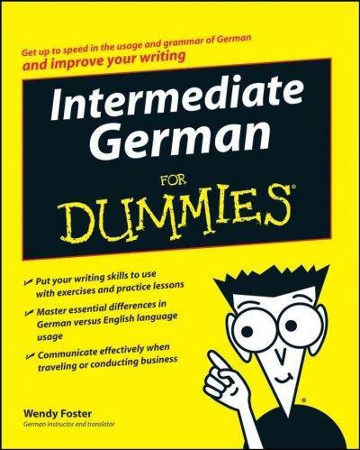 Intermediate German for Dummies (Paperback)