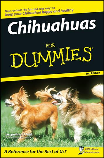 Chihuahuas for Dummies (Paperback)