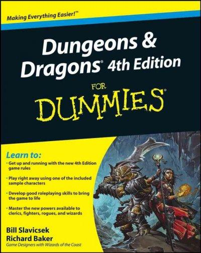 Dungeons & Dragons For Dummies (Paperback) - Thumbnail 0