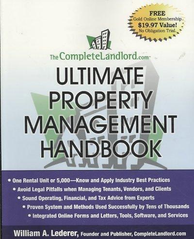 The Completelandlord.com Ultimate Property Management Handbook (Paperback)