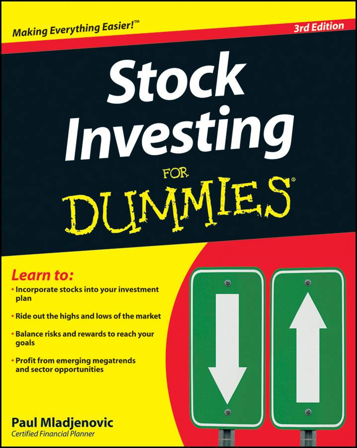 Stock Investing for Dummies (Paperback)
