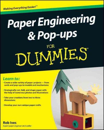 Paper Engineering & Pop-ups for Dummies (Paperback)