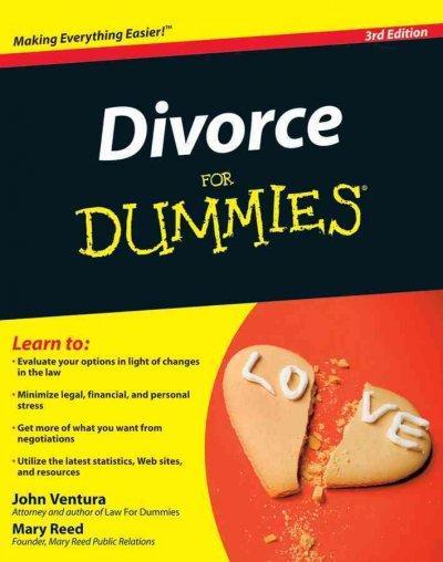 Divorce for Dummies (Paperback)