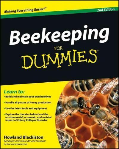 Beekeeping for Dummies (Paperback)