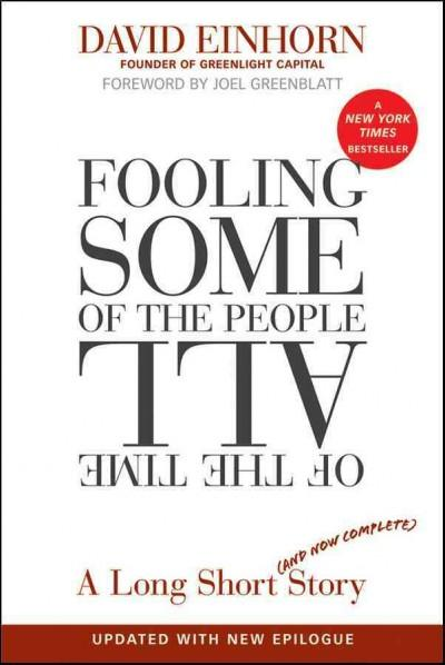 Fooling Some of the People All of the Time: A Long Short (and Now Complete) Story (Paperback)