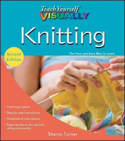Teach Yourself Visually Knitting (Paperback)