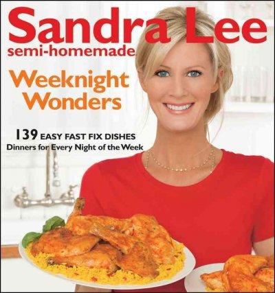 Semi Homemade Weeknight Wonders (Paperback)
