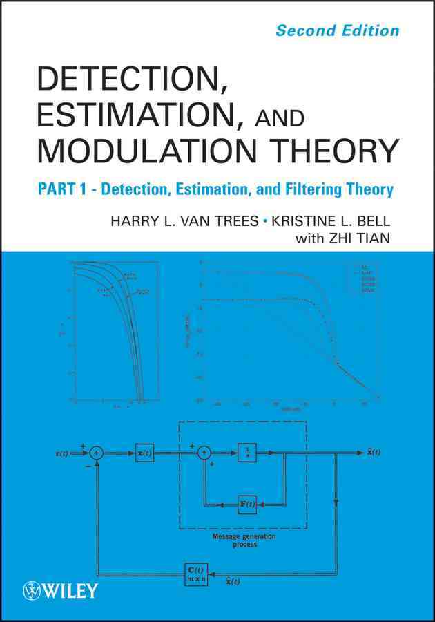 Detection, Estimation, and Modulation Theory: Detection, Estimation, and Filtering Theory (Hardcover)