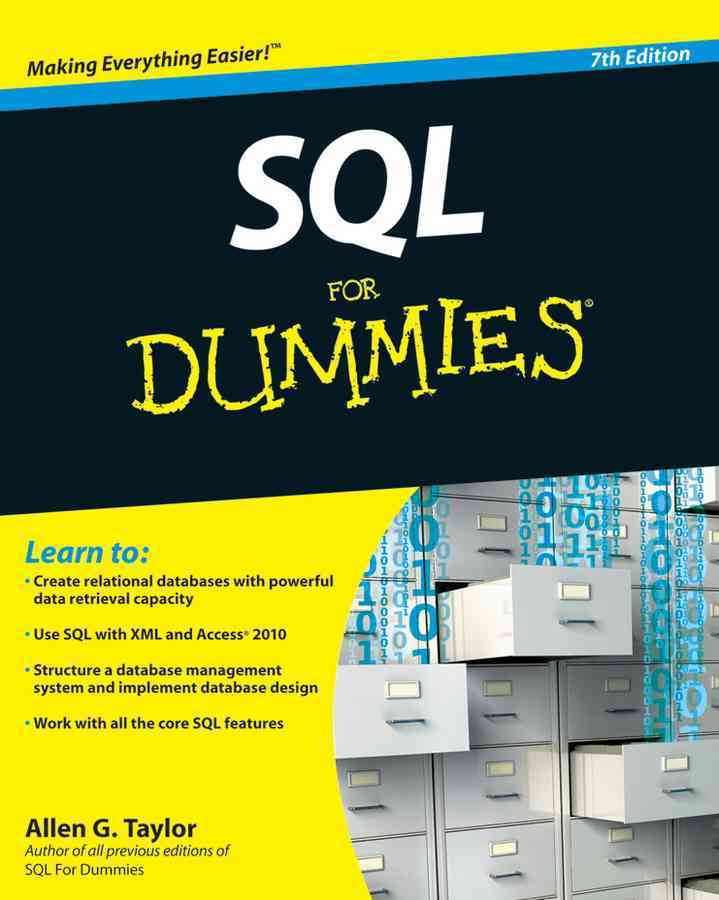 SQL for Dummies (Paperback)