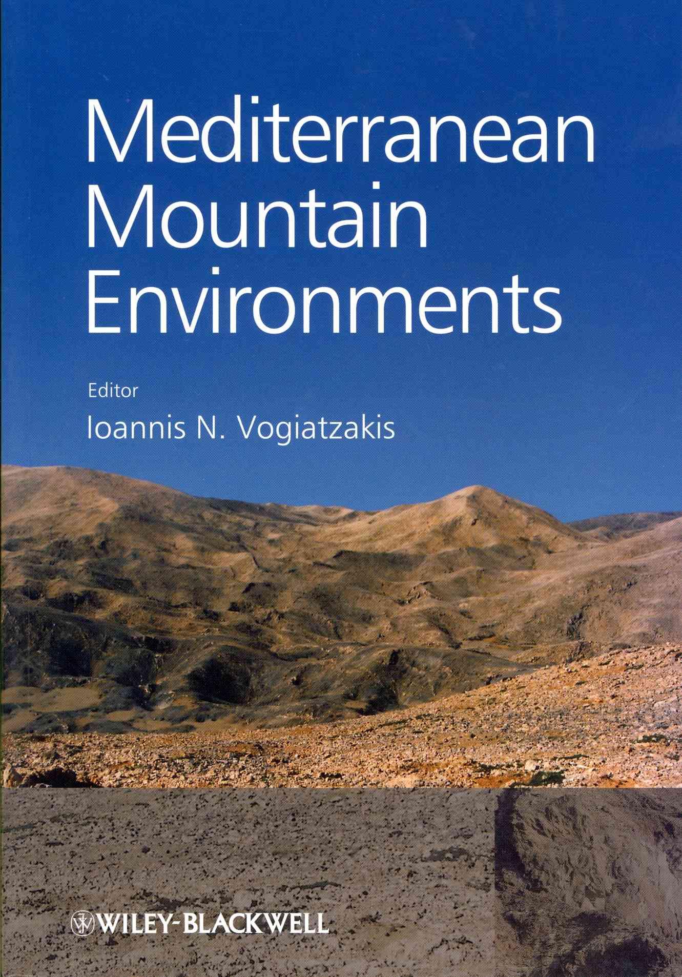 Mediterranean Mountain Environments (Paperback)