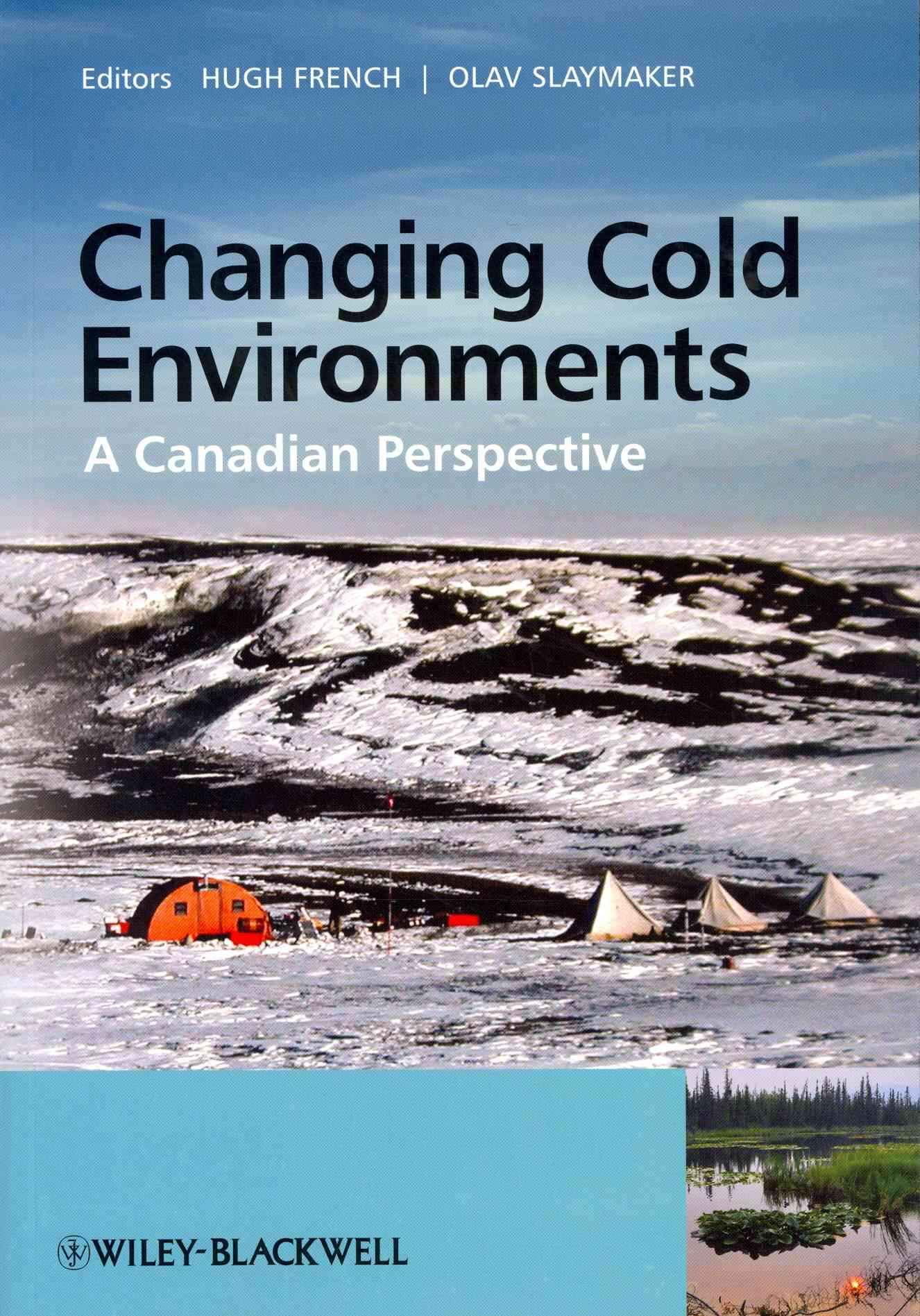 Changing Cold Environments (Paperback)