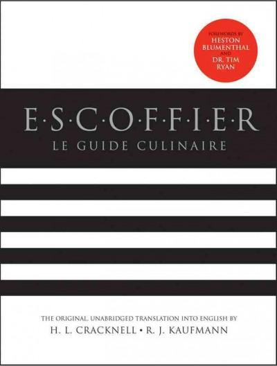 Le Guide Culinaire (Hardcover)