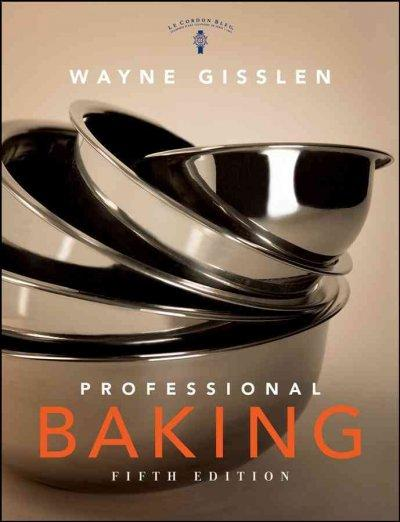 Professional Baking (Hardcover)