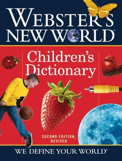 Webster's New World Children's Dictionary (Hardcover)