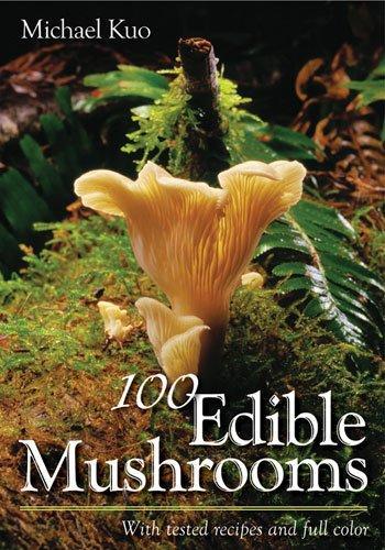 100 Edible Mushrooms (Paperback)