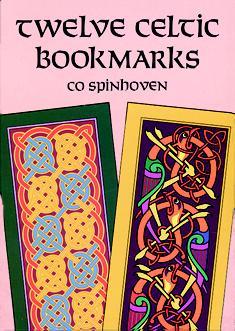 Twelve Celtic Bookmarks (Paperback)
