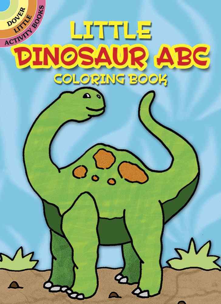 Little Dinosaur ABC (Paperback)