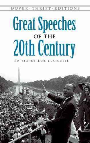 Great Speeches of the Twentieth Century (Paperback)