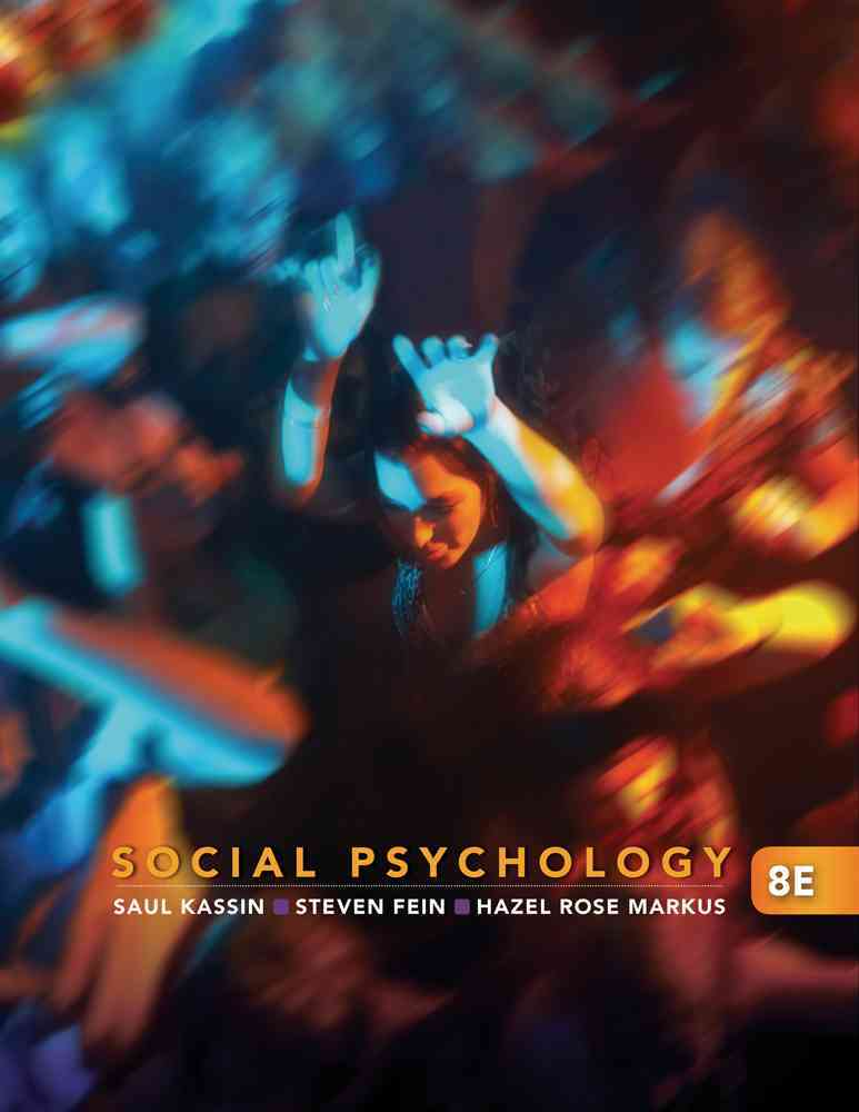 Social Psychology (Hardcover)