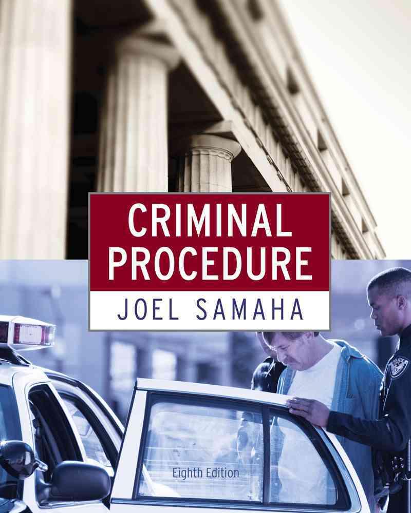 Criminal Procedure (Other book format)