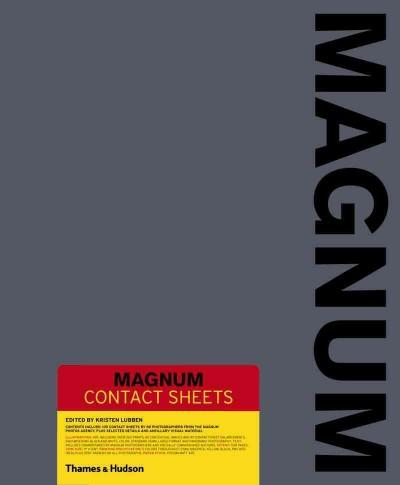 Magnum Contact Sheets (Hardcover)