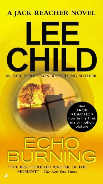 Echo Burning (Paperback) - Thumbnail 0