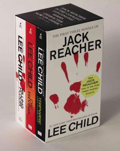 Jack Reacher: Killing Floor / Die Trying / Tripwire (Paperback)