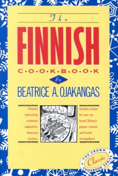 Finnish Cook Book (Hardcover)