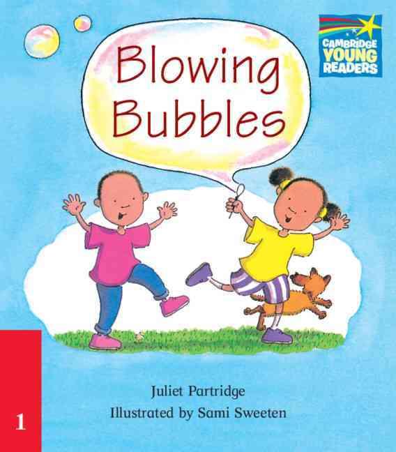 Blowing Bubbles (Paperback)
