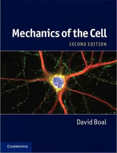 Mechanics of the Cell (Hardcover)