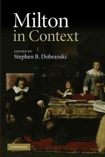 Milton in Context (Hardcover)