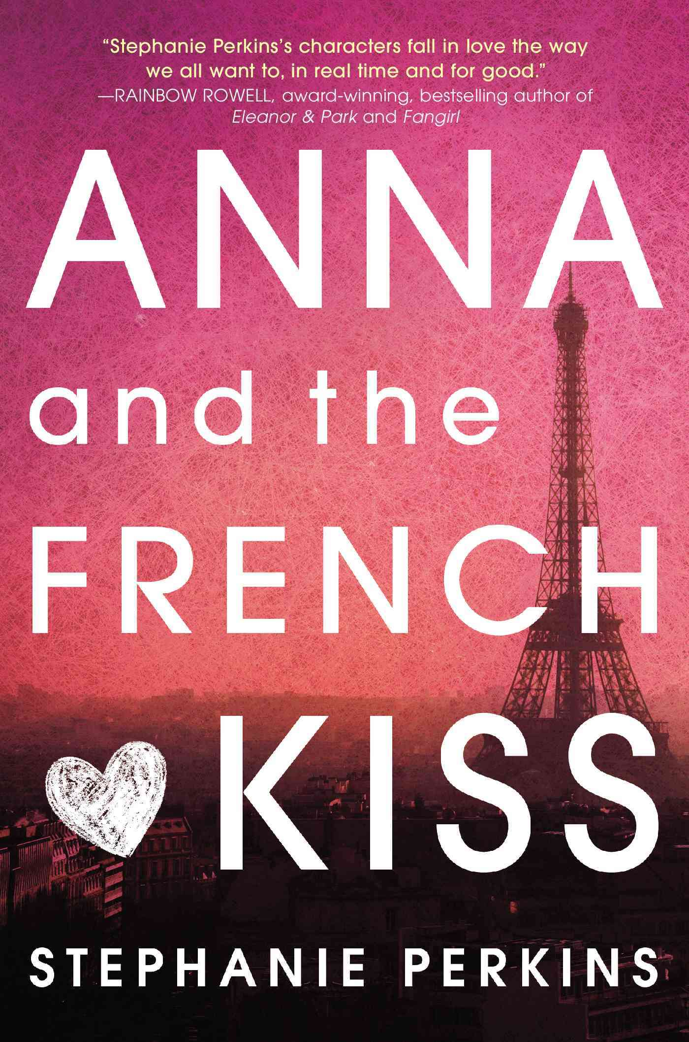 Anna and the French Kiss (Hardcover)