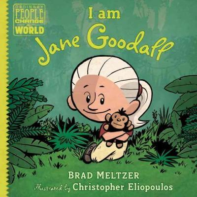 I Am Jane Goodall (Hardcover)