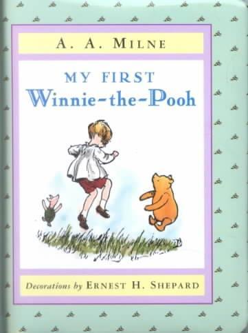 My First Winnie-the-pooh (Board book)