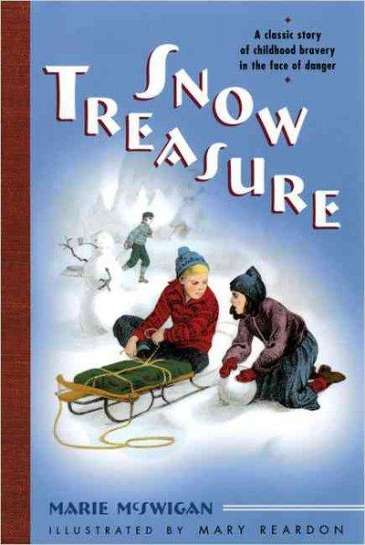 Snow Treasure (Hardcover)