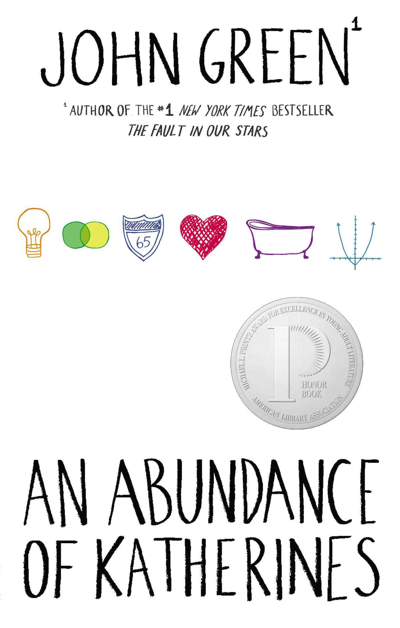 An Abundance of Katherines (Hardcover)