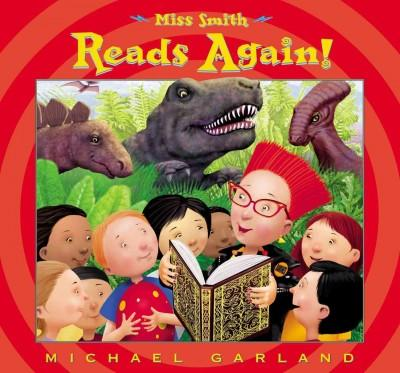 Miss Smith Reads Again! (Hardcover)