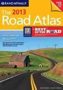 Rand McNally 2013 Road Atlas (Paperback)