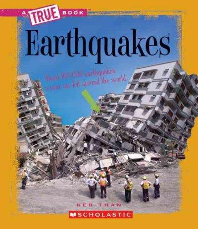 Earthquakes (Paperback) - Thumbnail 0