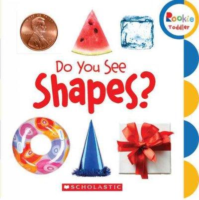 Do You See Shapes? (Board book)