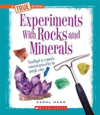 Experiments with Rocks and Minerals (Paperback)