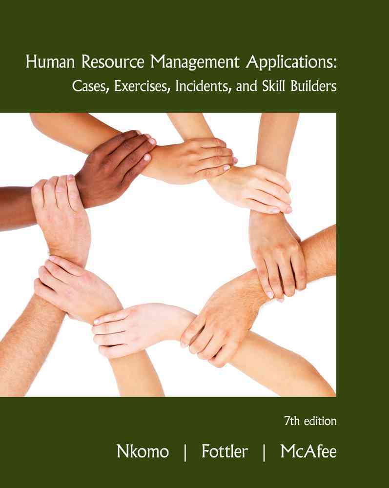 Human Resource Management Applications (Paperback)