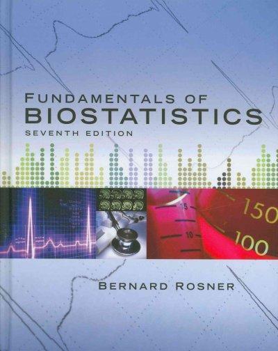 Fundamentals of Biostatistics (Hardcover)