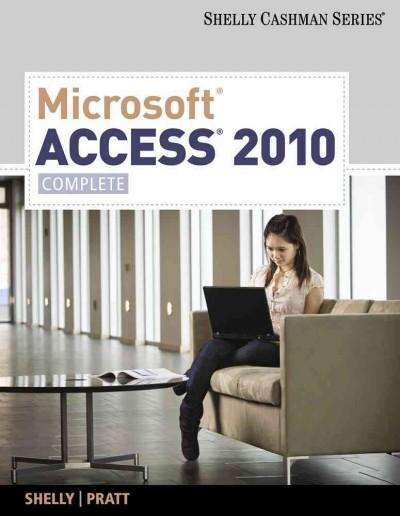 Microsoft Access 2010: Complete (Paperback)
