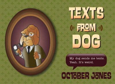 Texts from Dog (Paperback) - Thumbnail 0