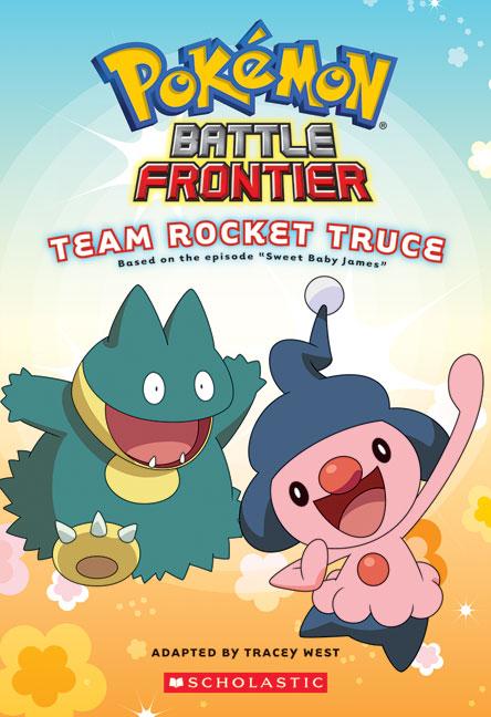 Pokemon: Team Rocket Truce (Paperback)