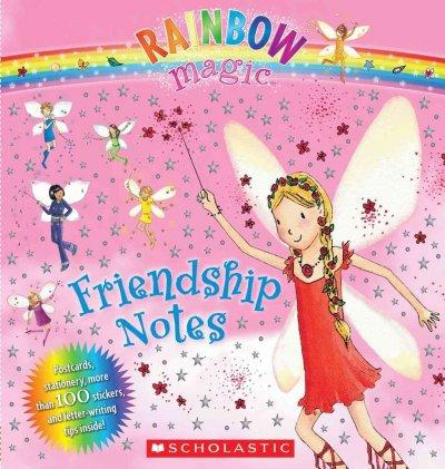 Rainbow Magic Friendship Notes (Paperback)