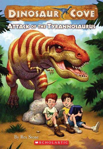 Attack Of The Tyrannosaurus (Paperback)